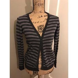 Tabitha Striped Cardigan